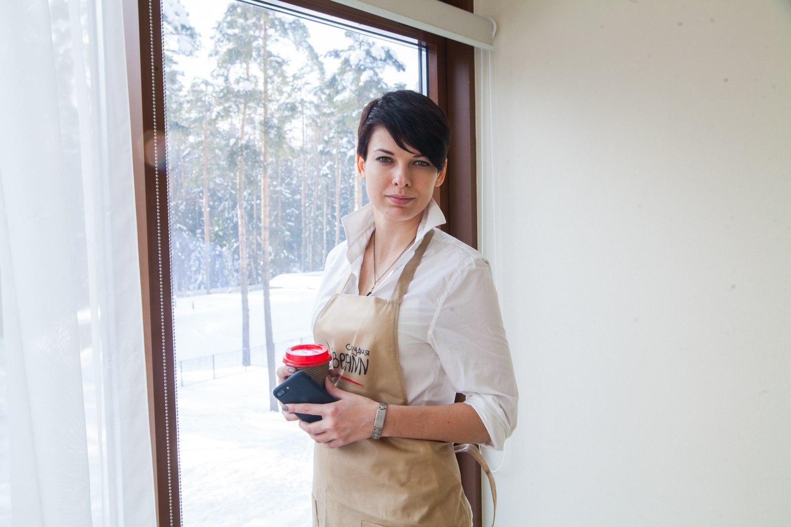 ИСКУССТВО БИЗНЕСА от Анны ЛИБЕР: как нарисовать успешное дело