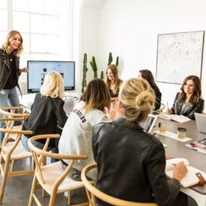 02 апреля 2018 года. Вебинар: Бизнес-наставничество для женщин