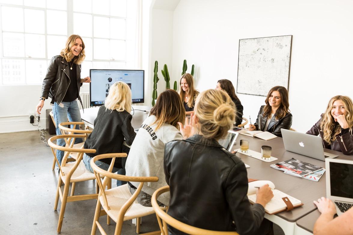 Вебинар: Бизнес-наставничество для женщин