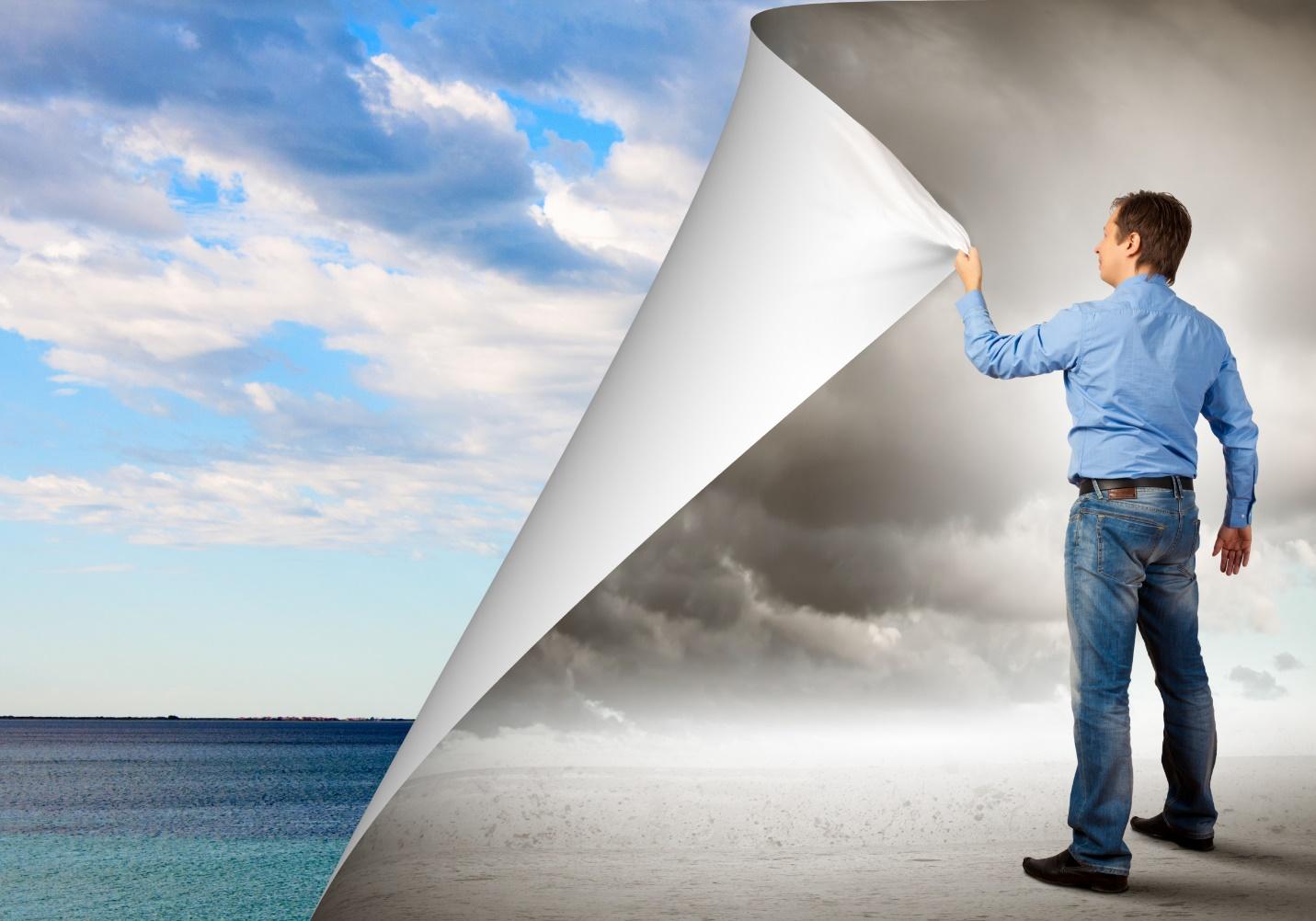 Вебинар: Страх изменений. Откуда берется и что с ним делать