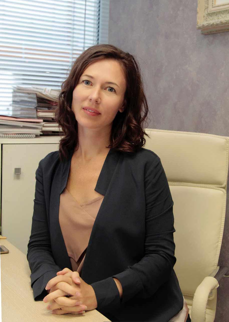 Анастасия Василькова, директор по развитию компании Choupette