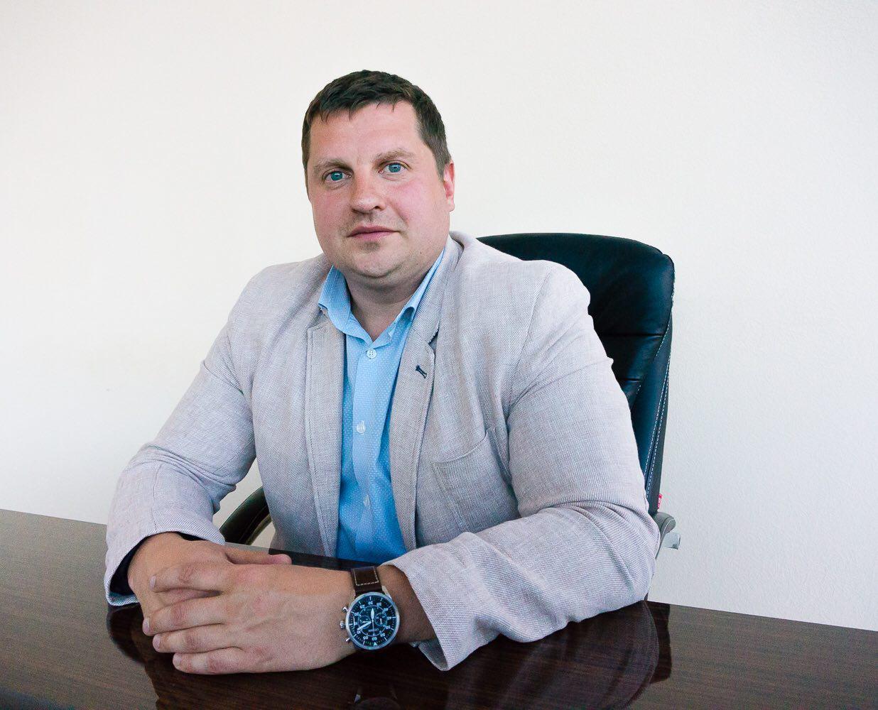 Владимир Дубинкин, генеральный директор производственной компании «Концепт»