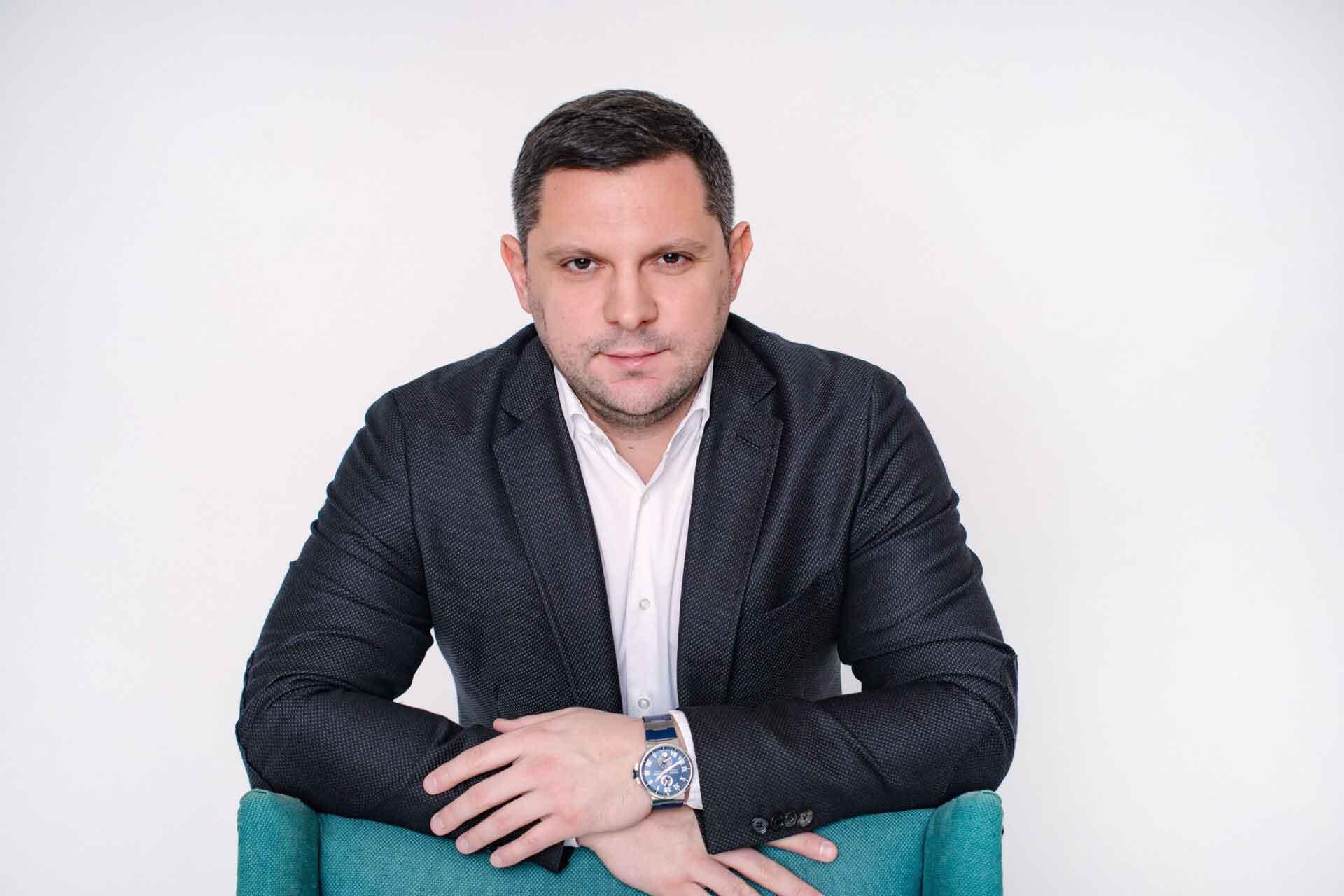 Евгений Запотылок, основатель и генеральный директор независимого TV-Digital агентства «Формула Рекламы»