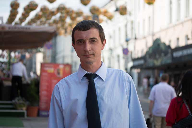 Интервью: Евгений Шельмин, генеральный директор агрегатора доставки еды Хочу-Поесть