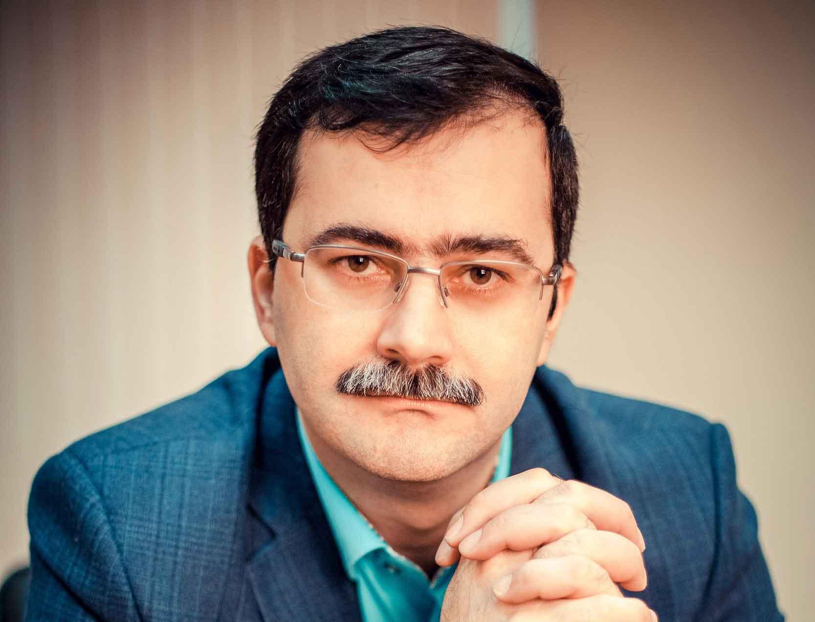 Владимир Венеров, генеральный директор компании «Alfa Robotics»