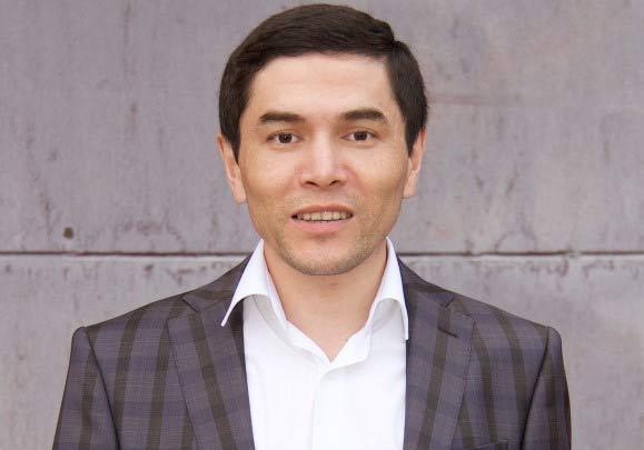 Каримов Рашит, ведущий бизнес-тренер консалтинговой группы «Время не ждет»