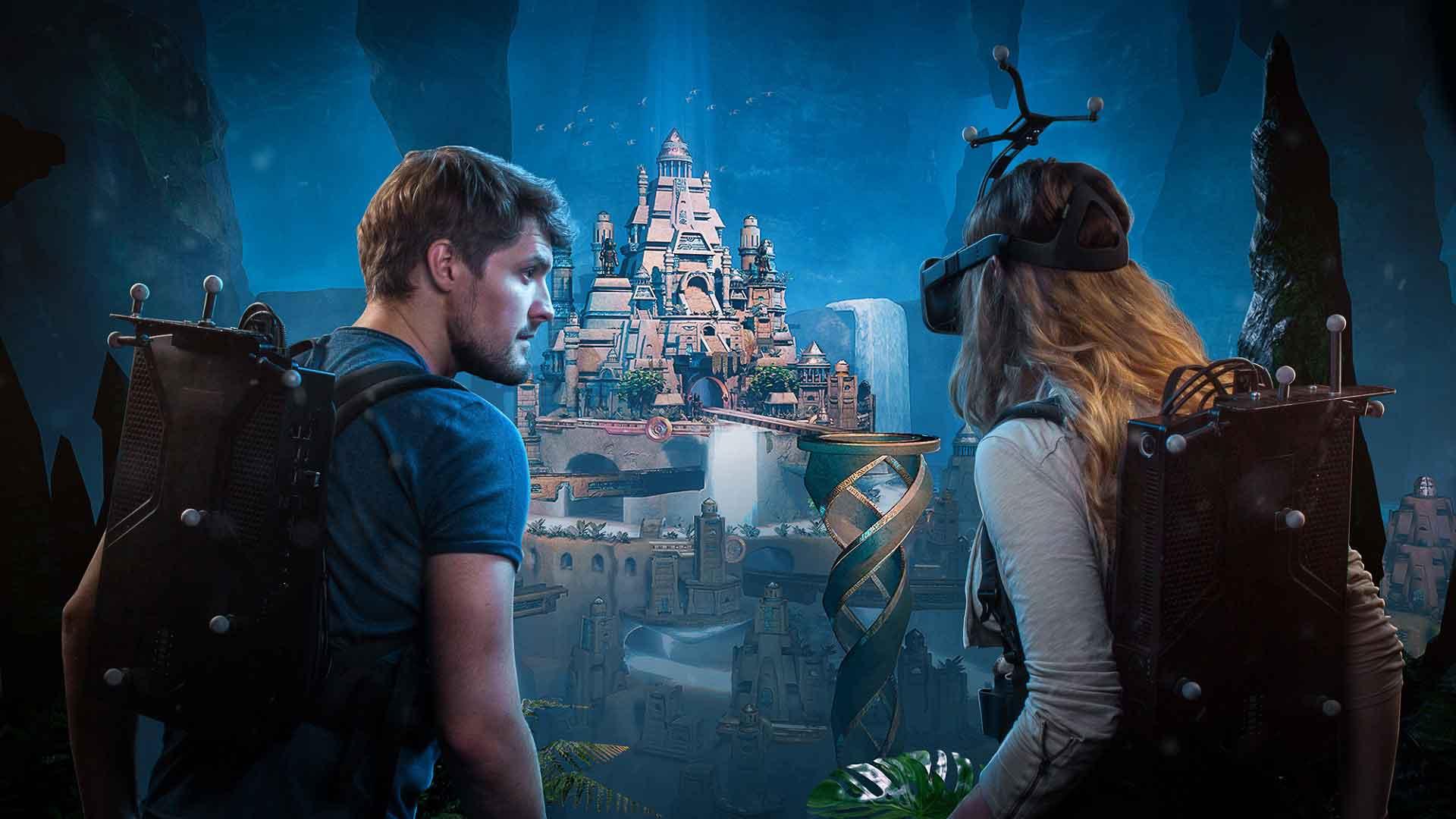 Виртуальная реальность: бизнес по франшизе