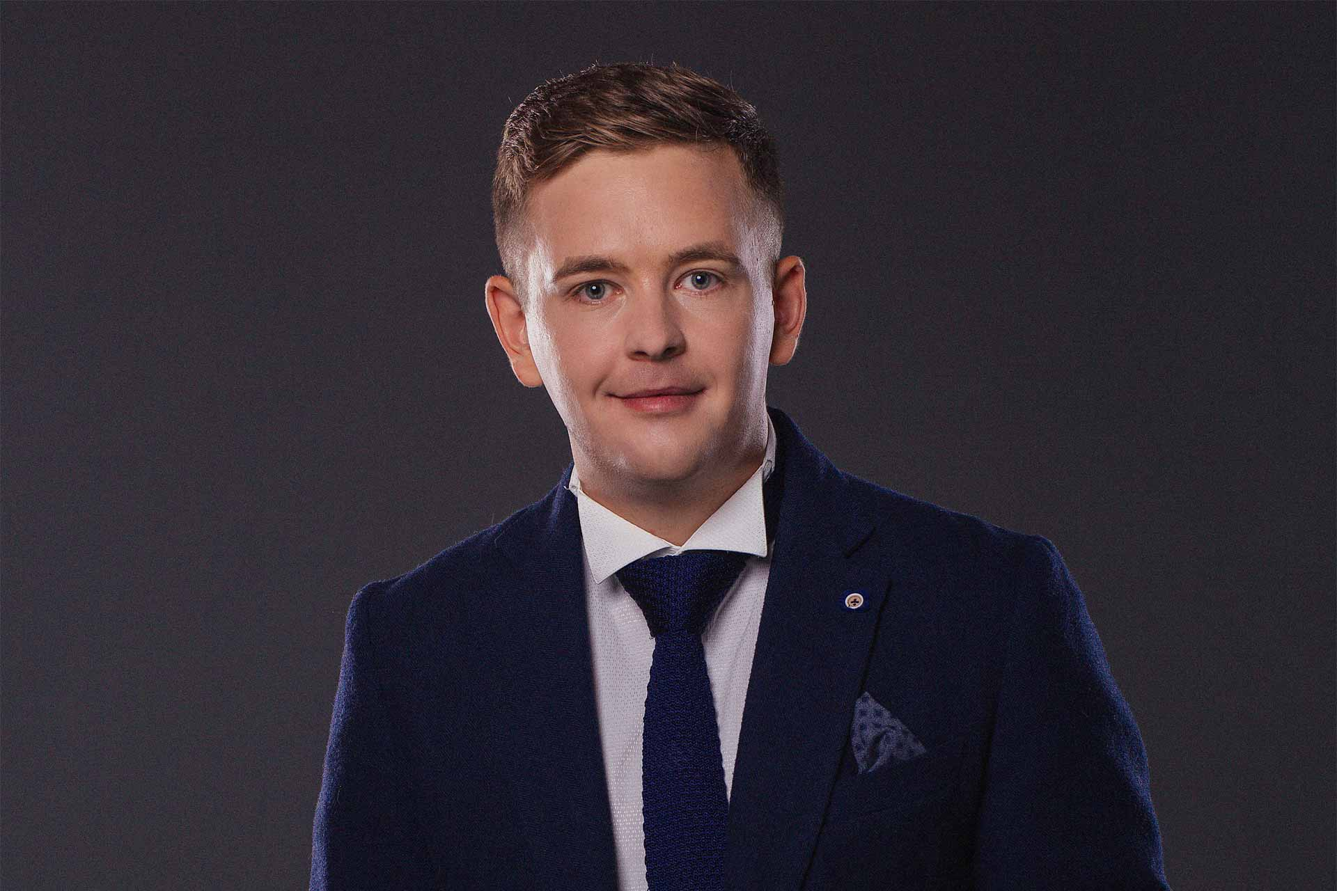 Андрей Казаков, предприниматель, владелец рекламно-производственной компании Simple Touch