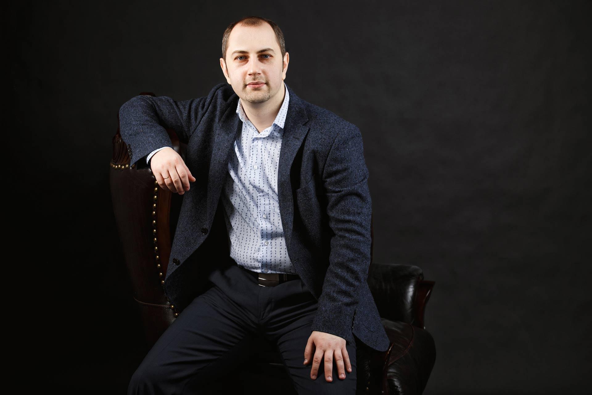 Андрей Куршубадзе - специалист по внедрению изменений, бизнес-тренер по маржинальным продажам