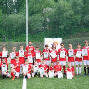 История успеха: Игорь Пугачев, основатель сети футбольных школ для детей FC Stuttgart