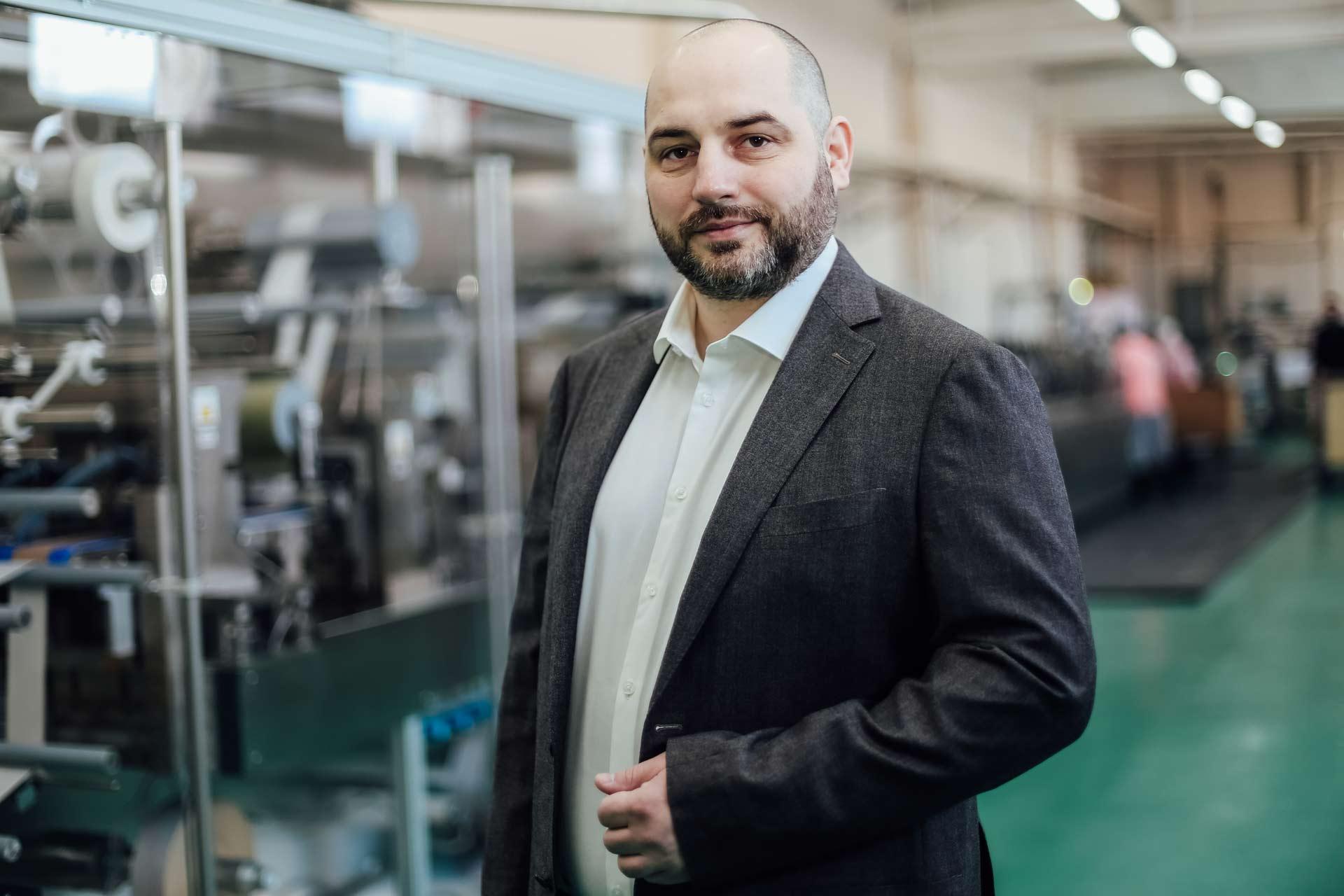 Спикер: Спичаков Павел, создание и развитие производственного предприятия