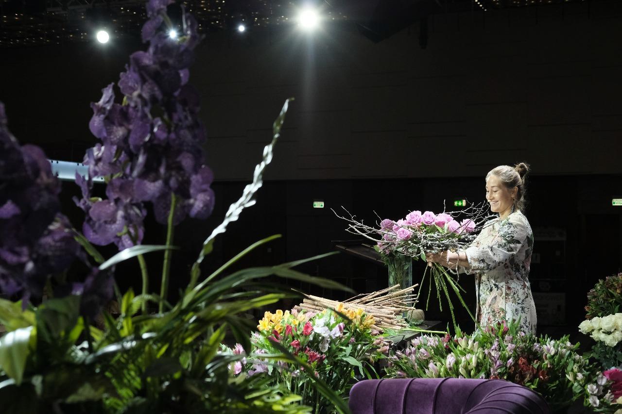 В Москве прошла Российская неделя цветочного бизнеса