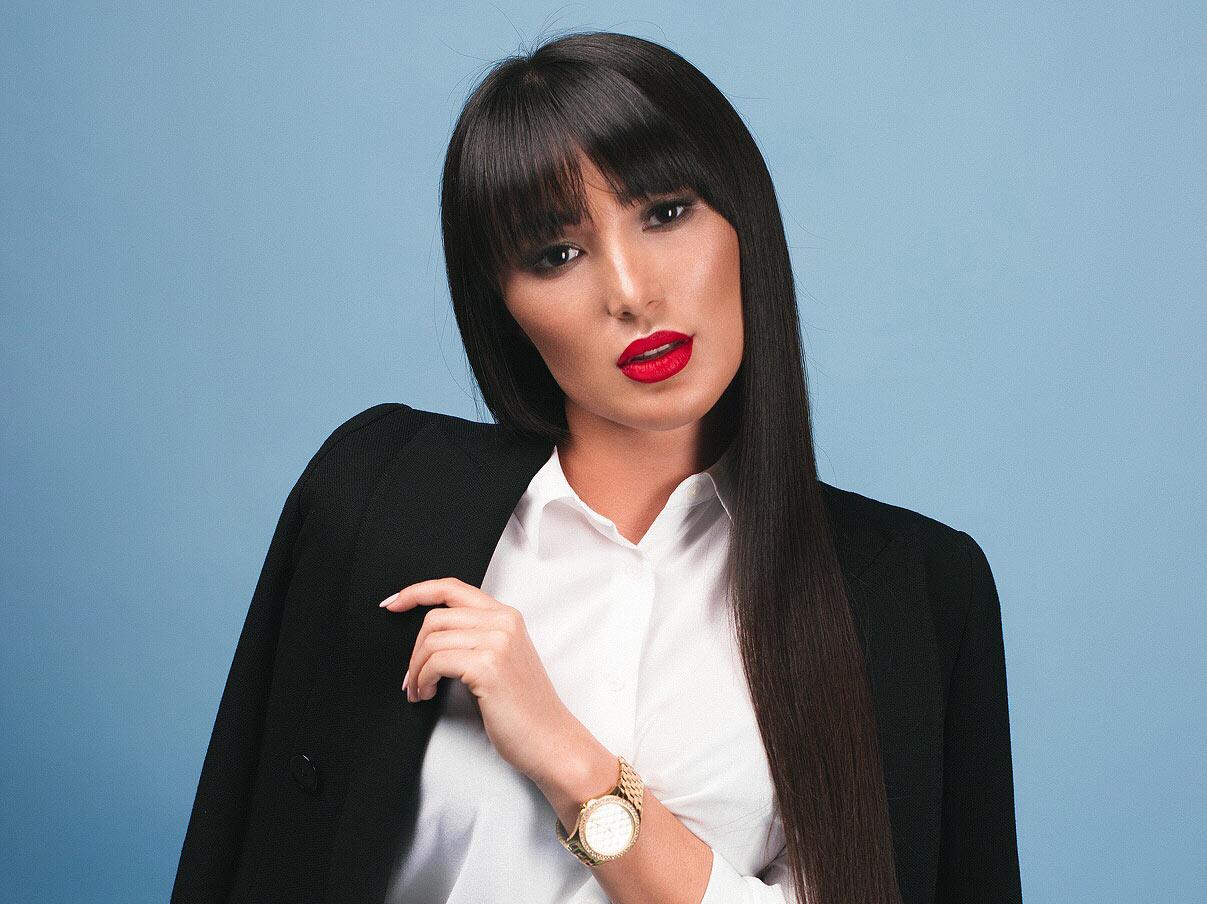 Альбина Назарова, основательница международной сети студий депиляции SAHAR&VOSK