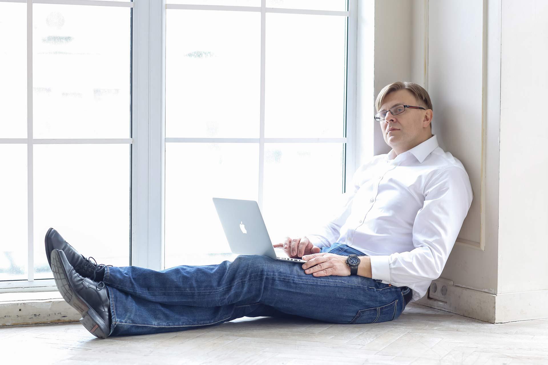 Алексей Крутицкий — бизнес-тренер, коуч, предприниматель