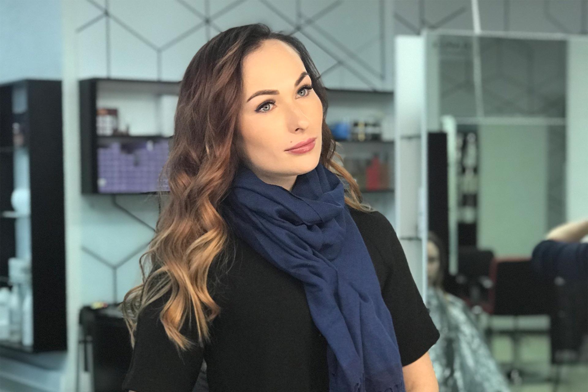 Алина Жупина, основатель международной сети шоу-агентств Like Show