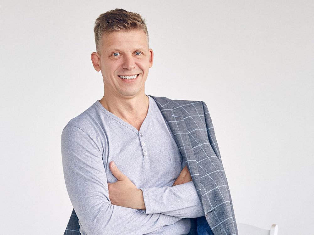 Сергей Арсеньев, основатель центра развития онлайн-школ «Ты — №1», сооснователь международного проекта «Академия моды и стиля»