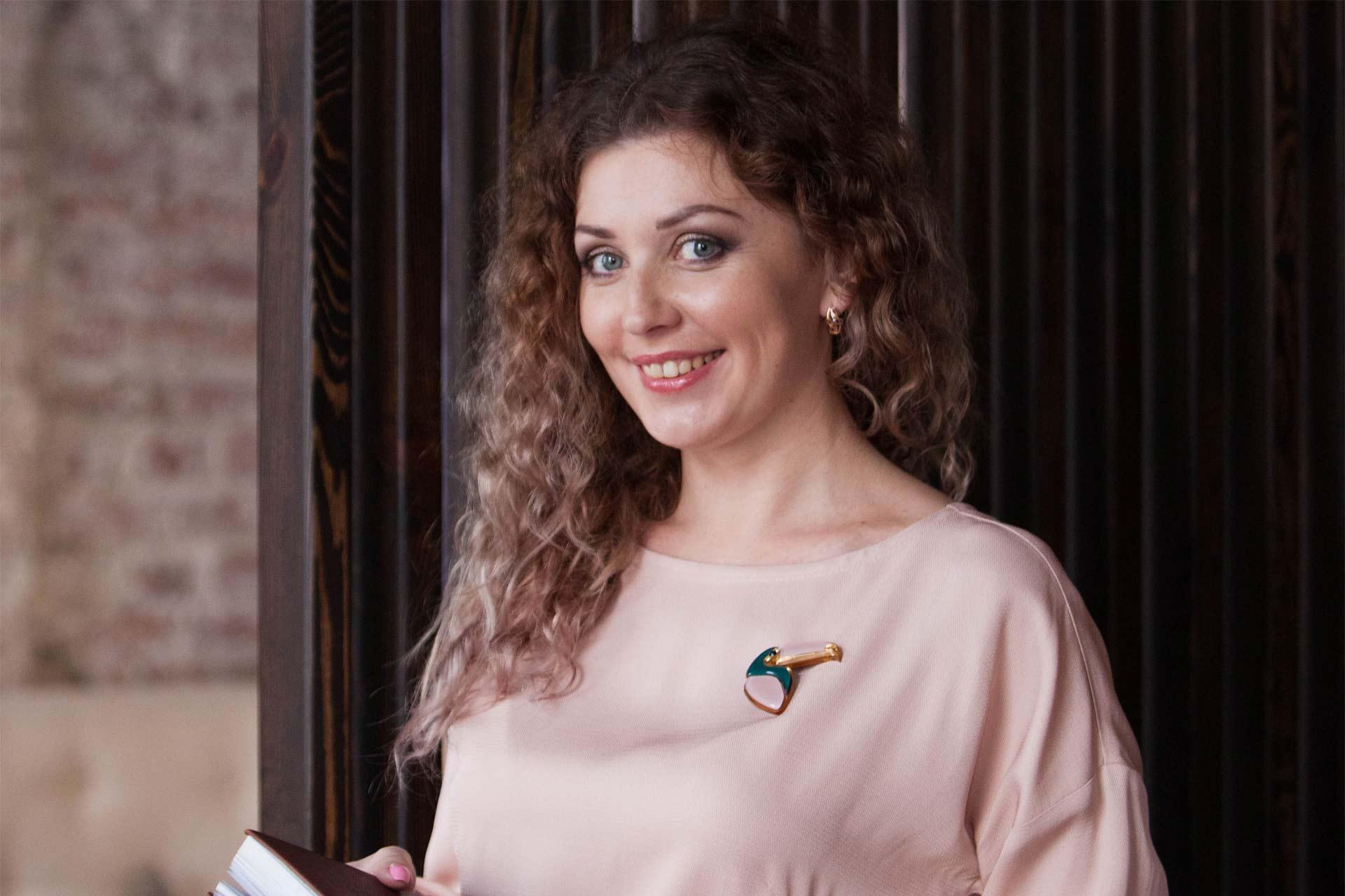 Виктория Полубан, предприниматель, спикер курсов по SMM маркетингу