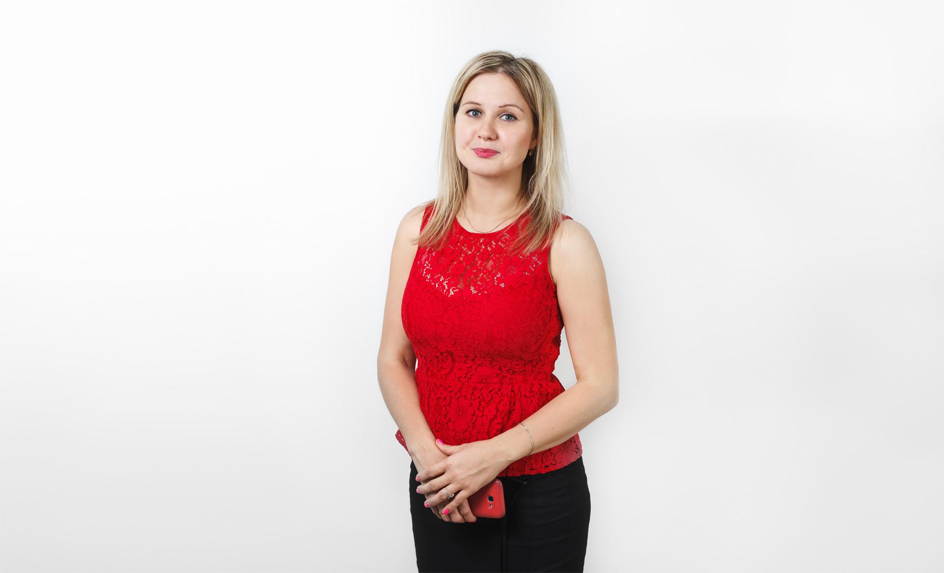 Анастасия Карлова, основатель косметической линии для спорта