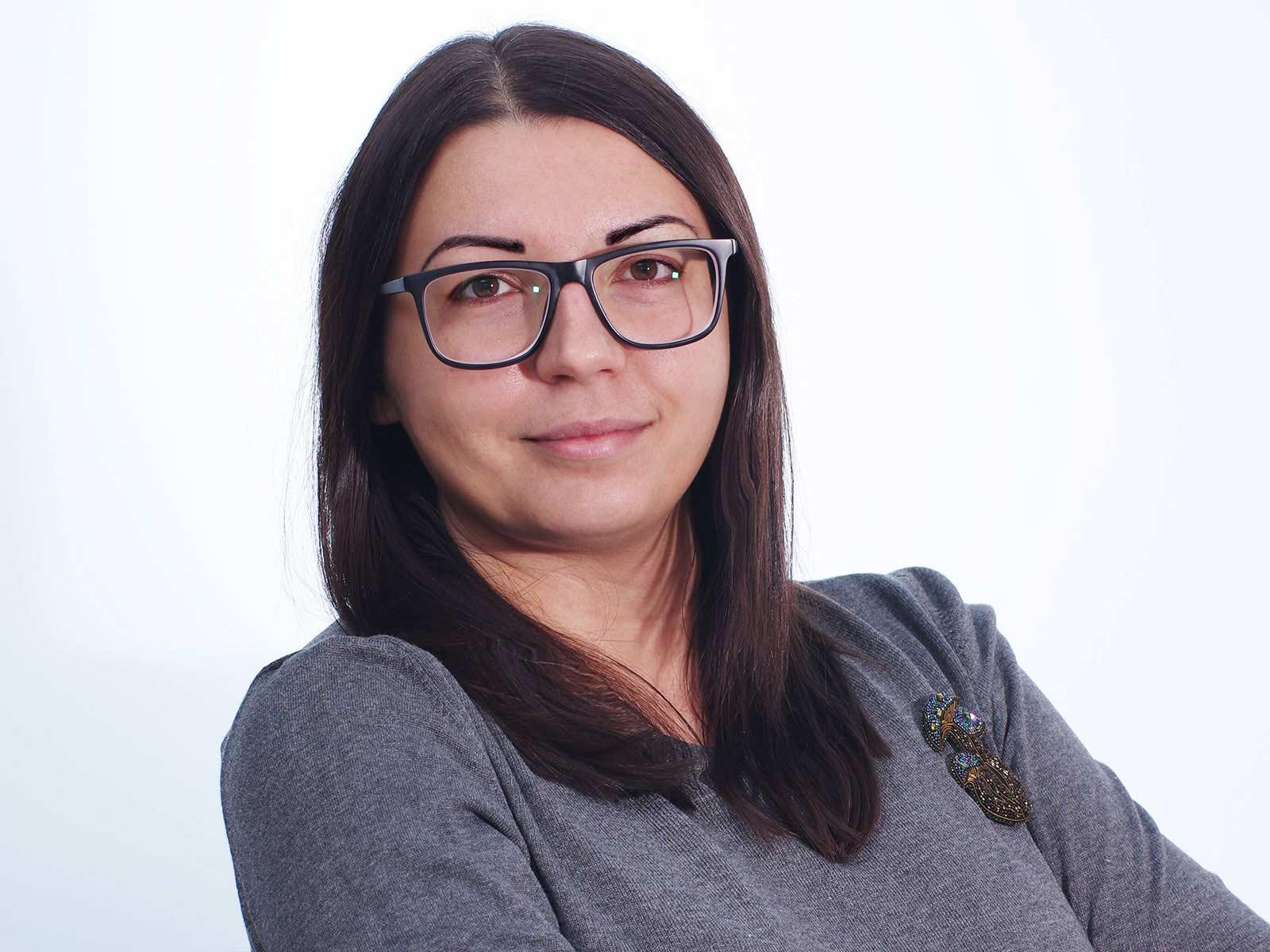 Анна Пенчукова, управляющий партнер digital-агентства WEB-AiM