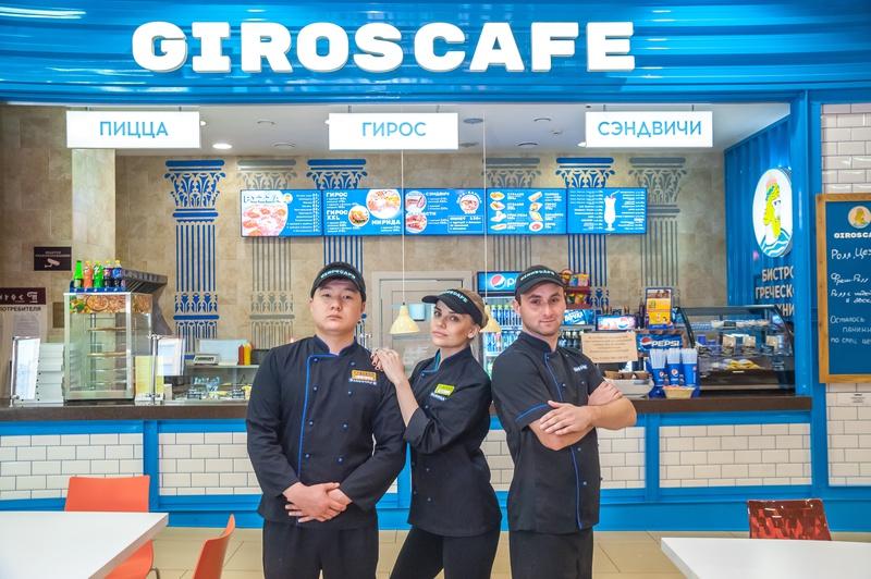 «Giros Cafe» - франшиза сети бистро греческой кухни