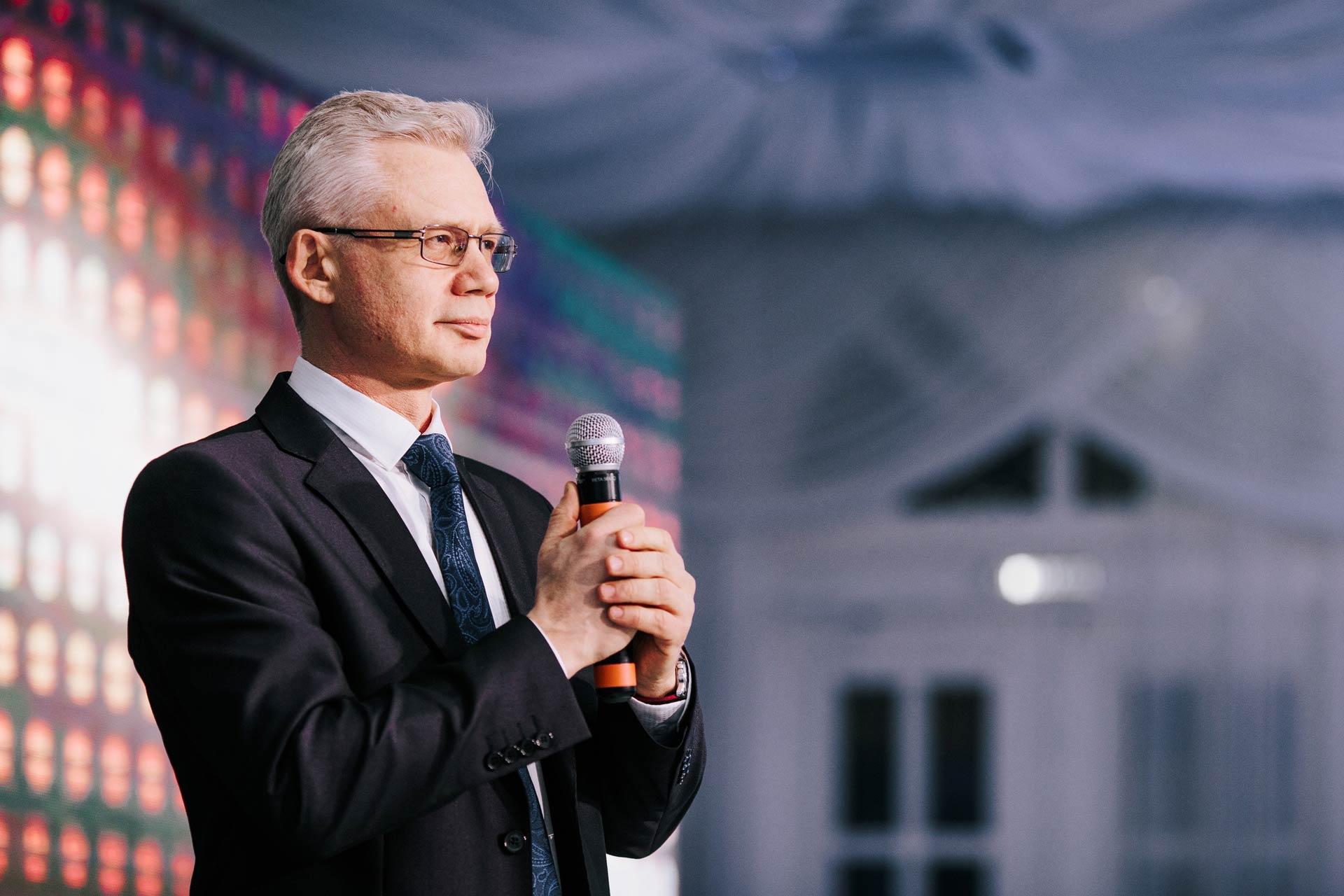 История успеха: Андрей Шеремет, руководитель компании «ГЭНДАЛЬФ»