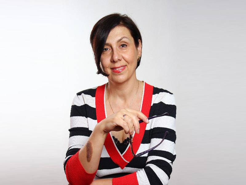 Наталья Финогенова, психолог