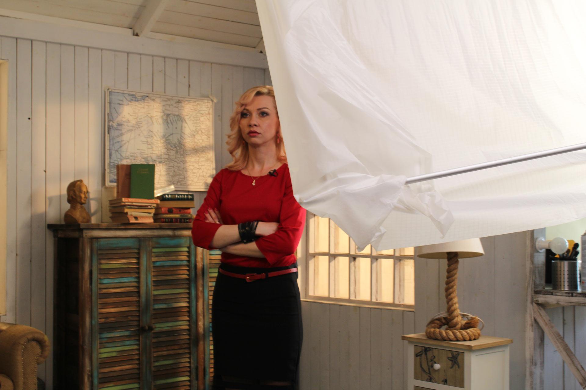 Зарина Судоргина, филолог по образованию, литературовед, создатель студии «Вечерний Кафка»