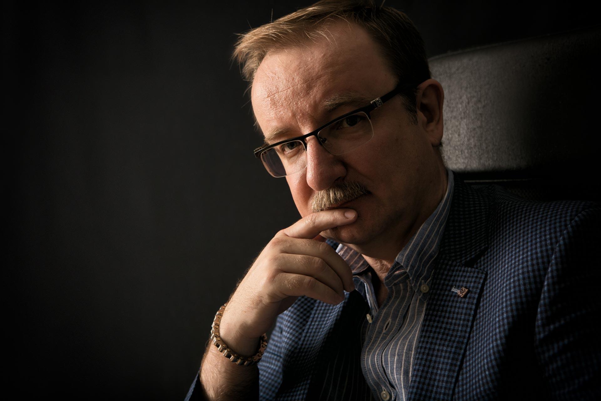 Олег Картамышев, основатель и руководитель производственно-дистрибьюторской компании с 20-ти летним стажем