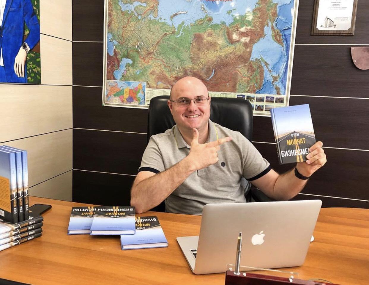Олег Коноваленко - предприниматель, владелец и генеральный директор всероссийской оконной компании «Олкон»