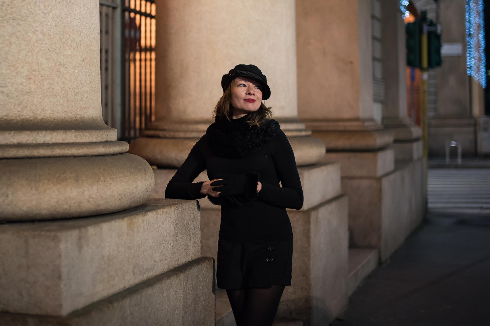 Ольга Тузова - международный светодизайнер, посол проекта «Женщины в свете» в России