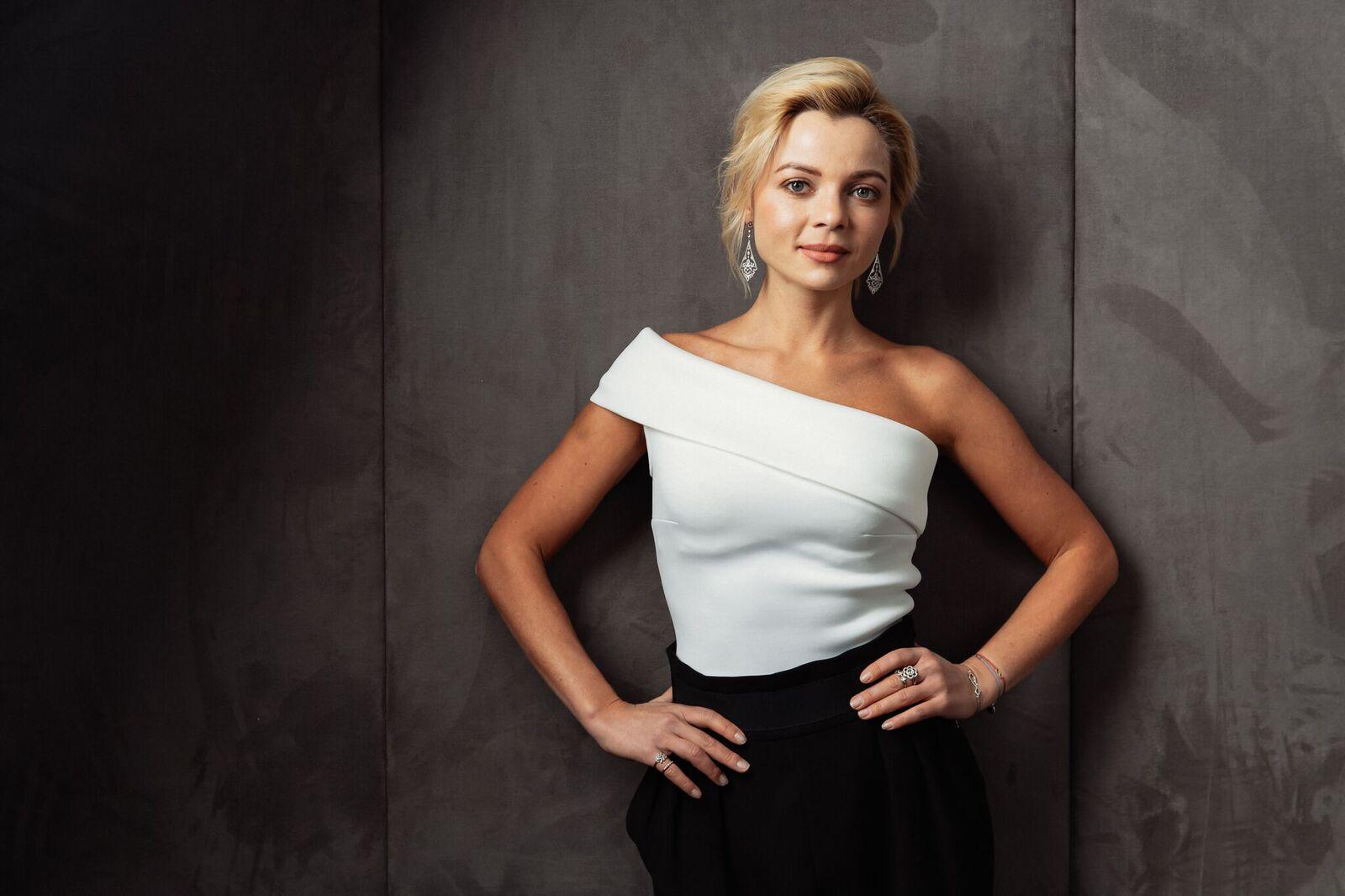 Елена Николаева, ресторатор и телеведущая