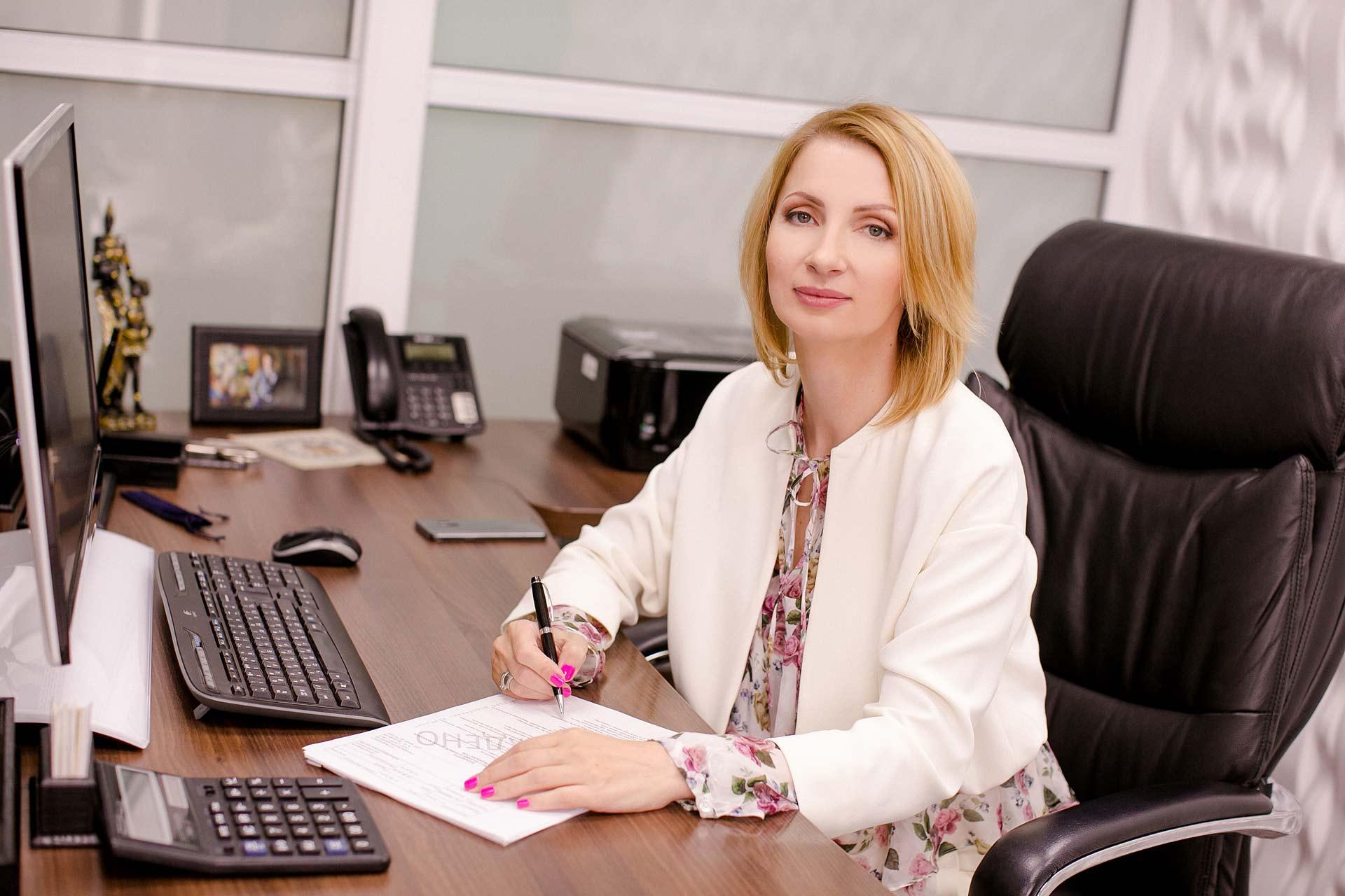 Светлана Гацакова, директор департамента корпоративных информационных систем ALP Group