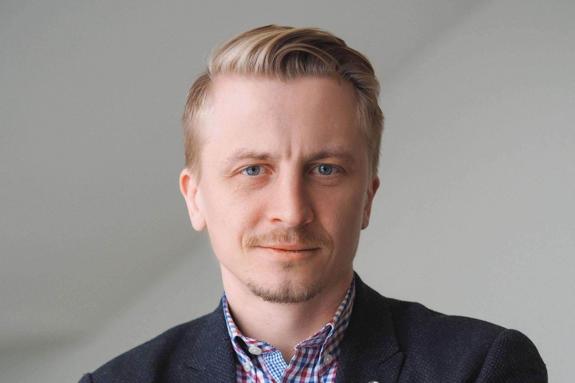 Владимир Захаров, генеральный директор компании Datana