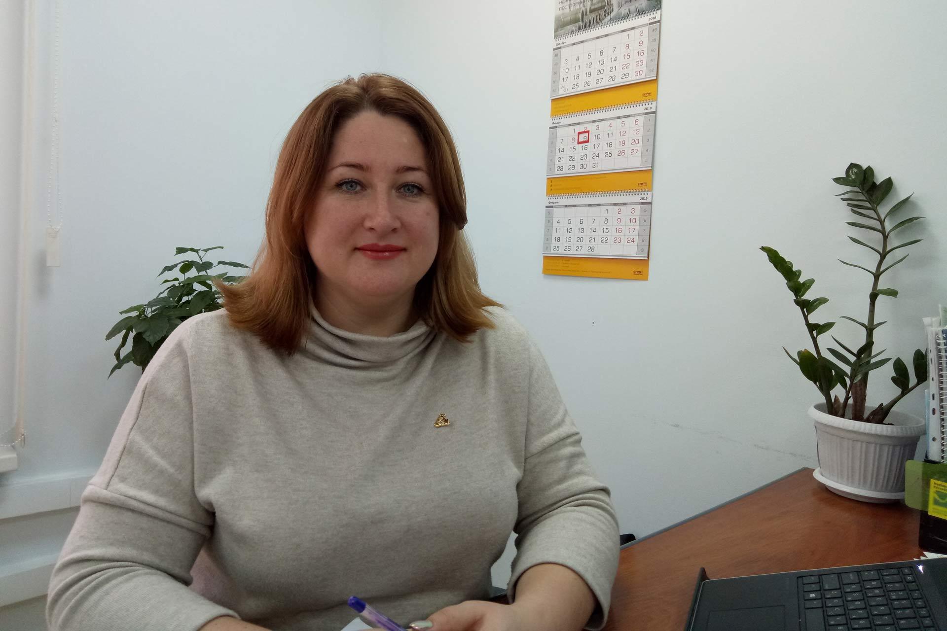 Юлия Юрьевна Коротченко, коммерческий директор Казанского кранового завода «Гертек»