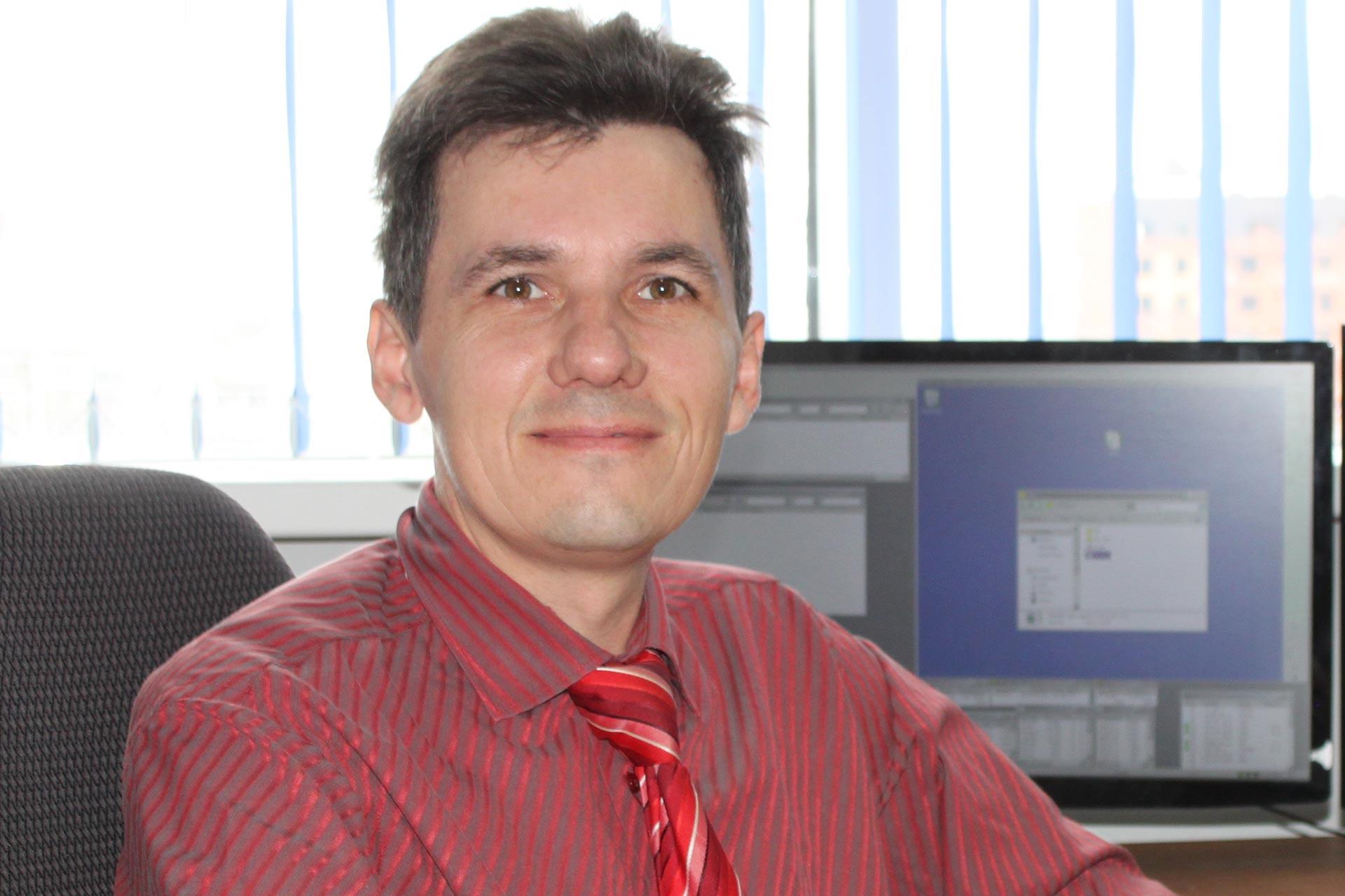 Алексей Кирьянов, руководитель Краснодарского отделения АЛОР Брокер