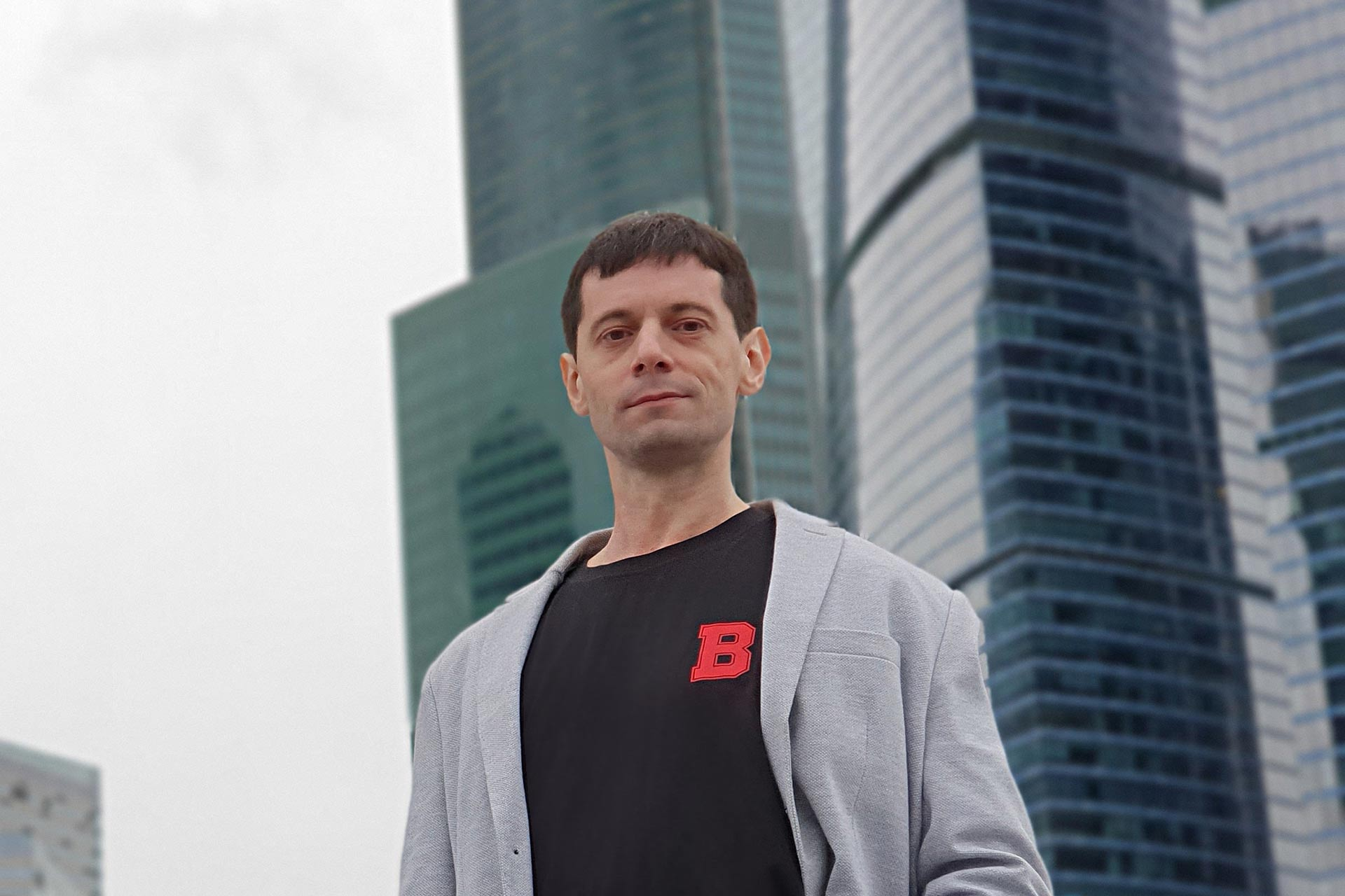 Дмитрий Дюковский - предприниматель, основатель Бизнес-школы БИЗНЕС ИНСАЙТ