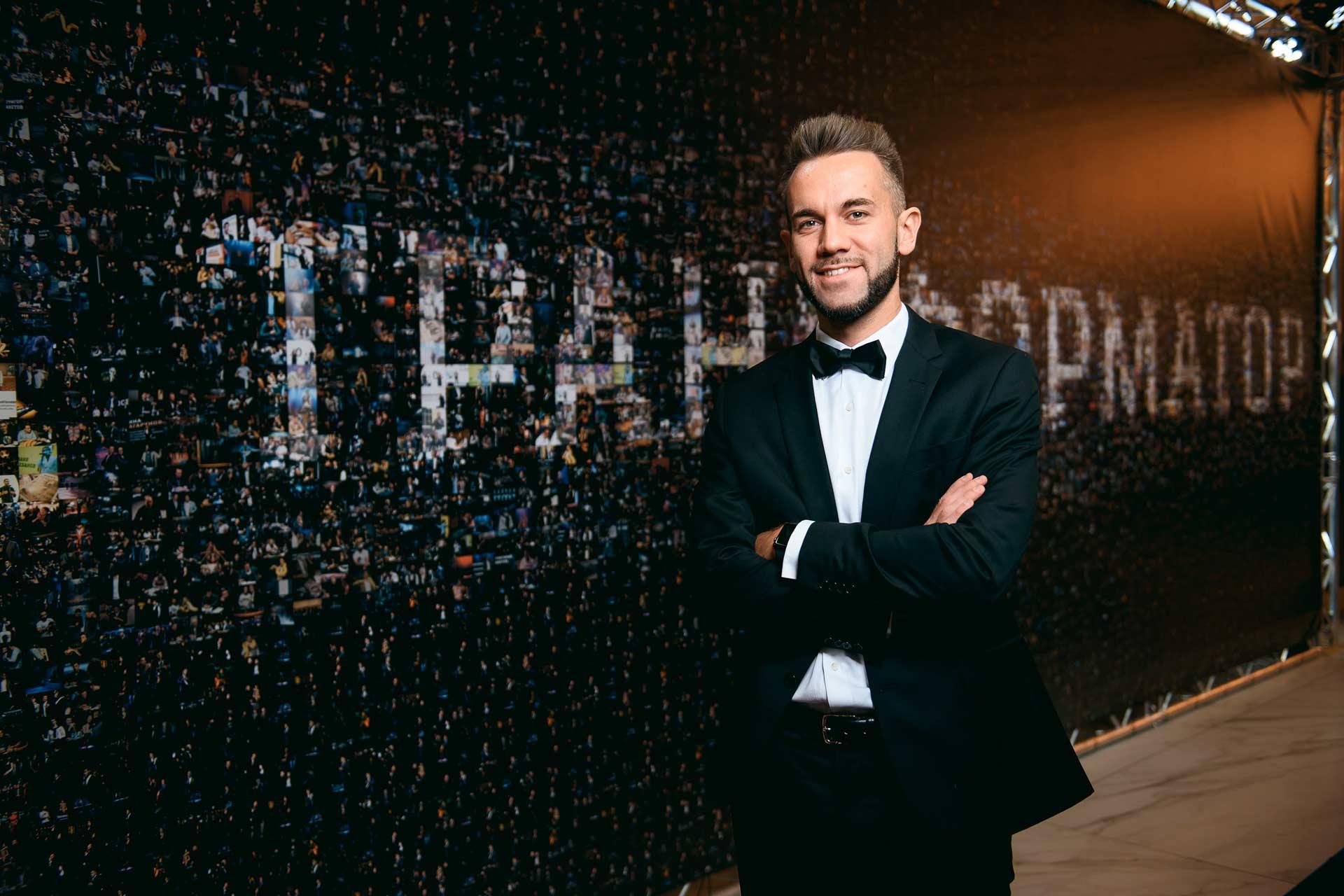 Дмитрий Плотников - основатель компании «Franchmaker» и собственник сети «Give me Waffle»