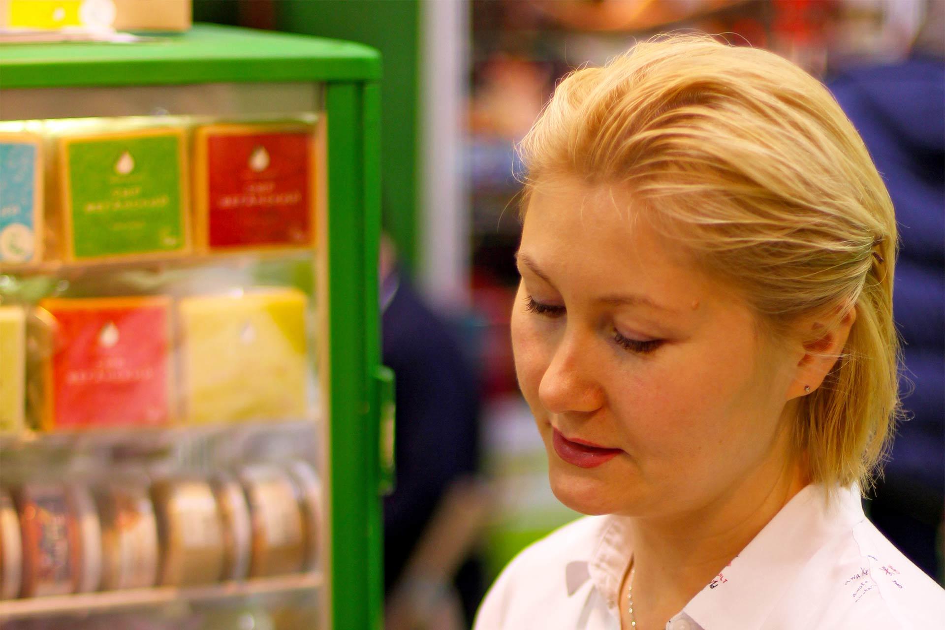 Левкова Александра, генеральный директор VolkoMolko