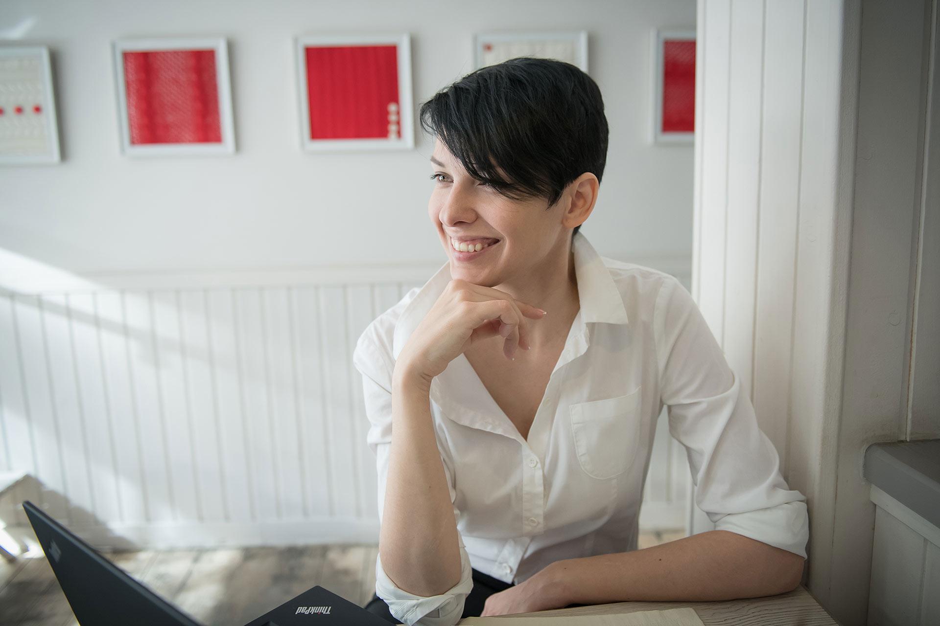Анна Либер, основатель и тренер Studio Anna Liber