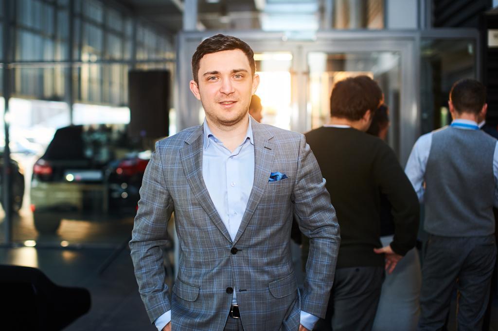 Спикер: Андрей Калашников, предприниматель