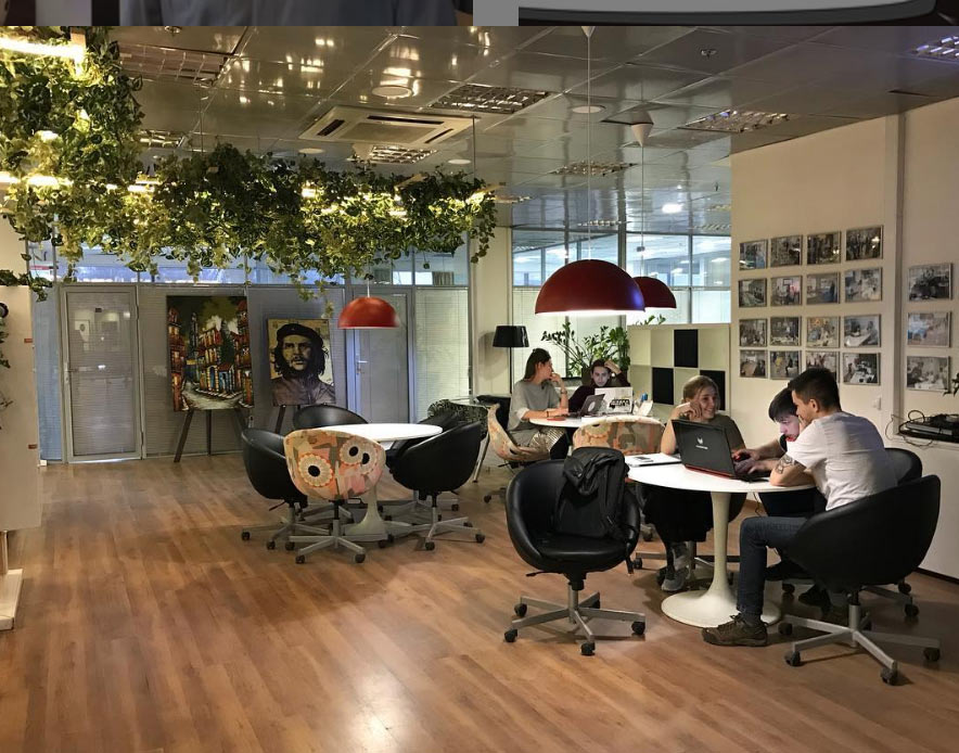 Сколько нужно денег стартап-команде на аренду офиса?