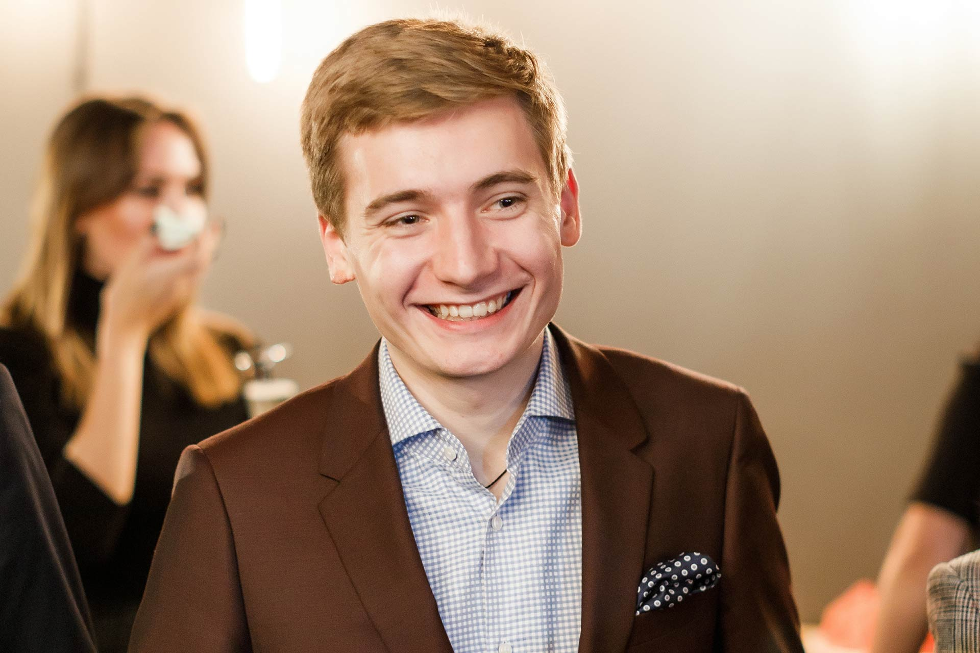 Евгений Глактионов, руководитель отдела по управлению репутацией Tandem Group