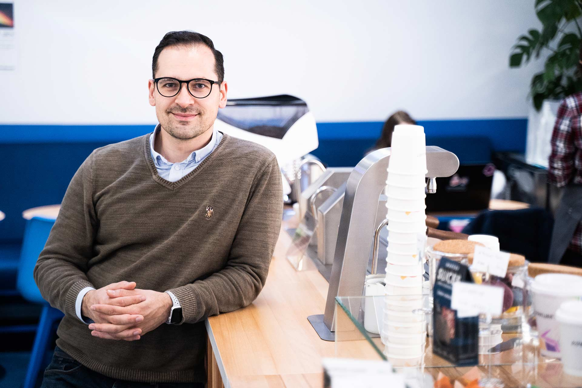 Максим Завьялов. Опыт работы в сетевом кофейном бизнесе более 9 лет