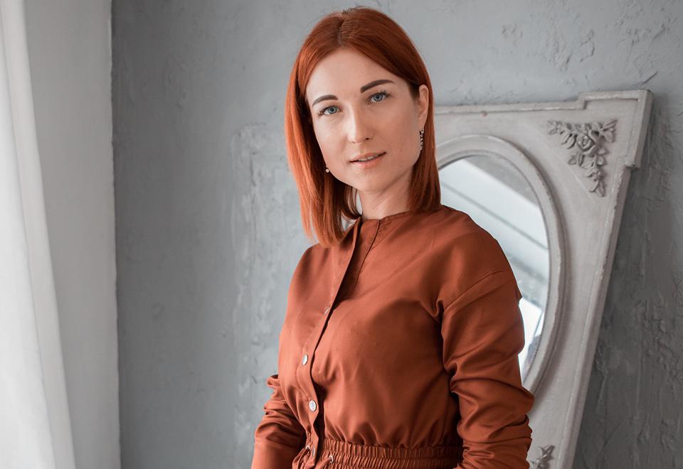Светлана Колесникова. 3 первых шага к созданию личного бренда