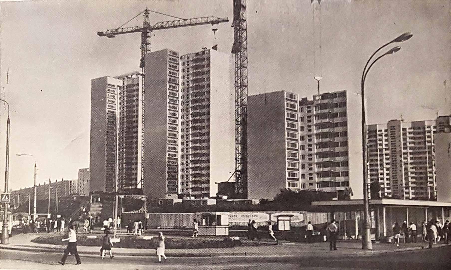 Бесплатный вебинар: Архитектура СССР. Брежневский период и позднесоветская эпоха