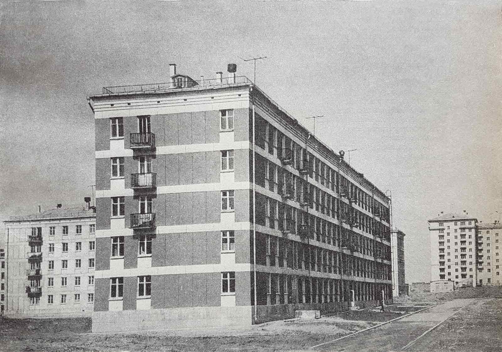 Бесплатный вебинар: Архитектура СССР. Хрущевский период