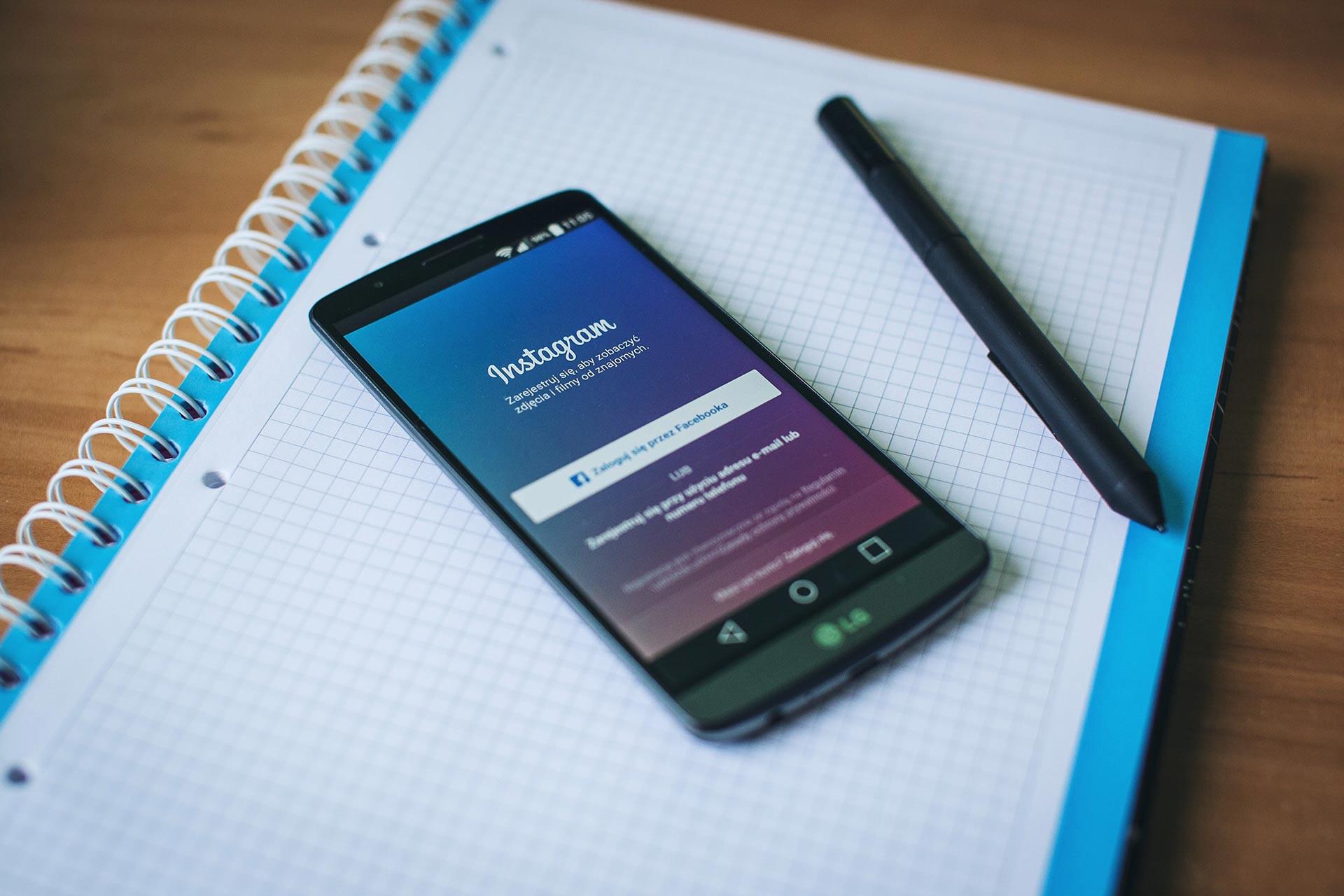 Бесплатный вебинар: Как подготовить свой Instagram аккаунт к продажам