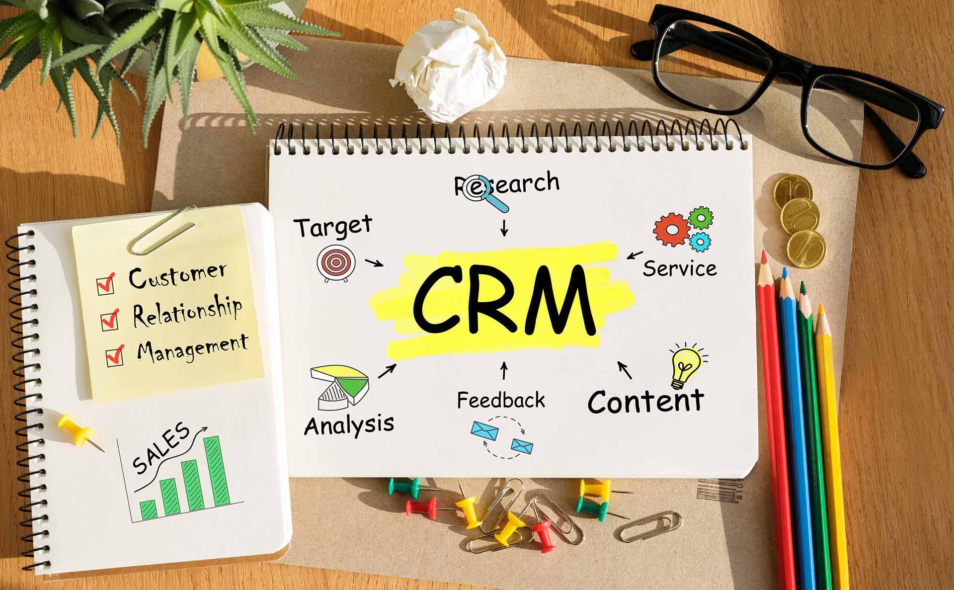 Внедрение CRM, автоматизация отдела продаж