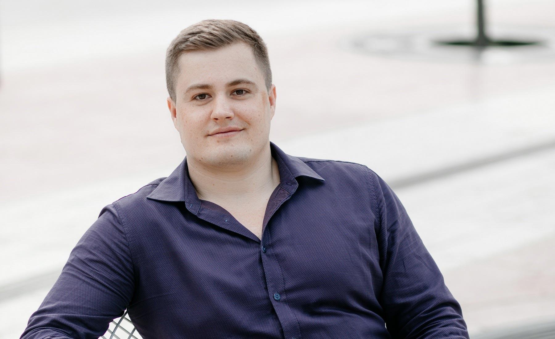 Богдан Белоконь, руководитель интернет-агентства Rating up