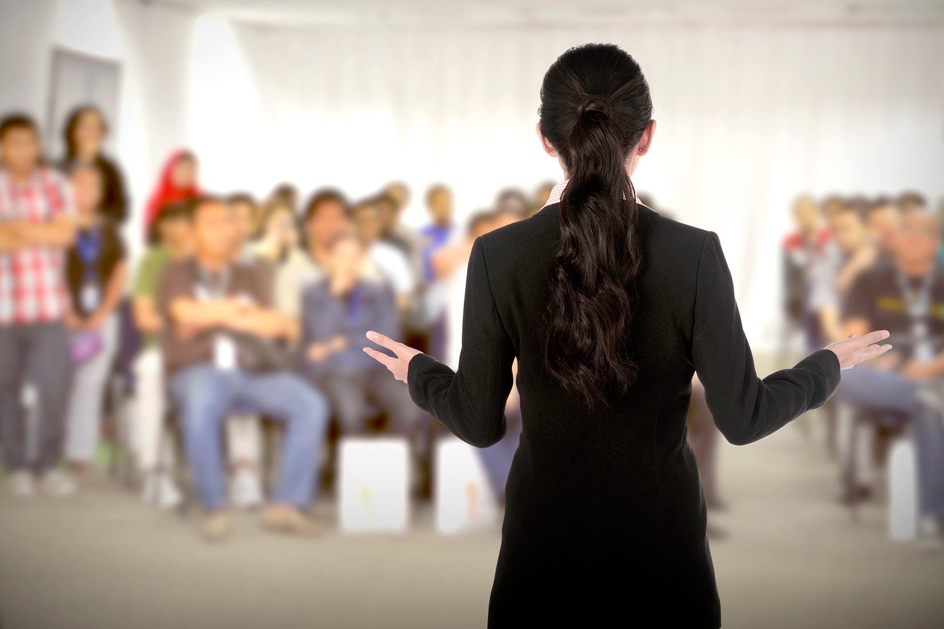Простые способы заинтересовать аудиторию при публичном выступлении. Управляйте аудиторией.